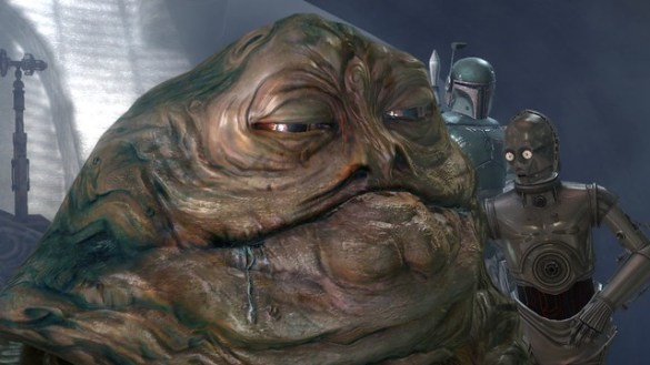 Star Wars The Force Unleashed - Jabba The Hutt