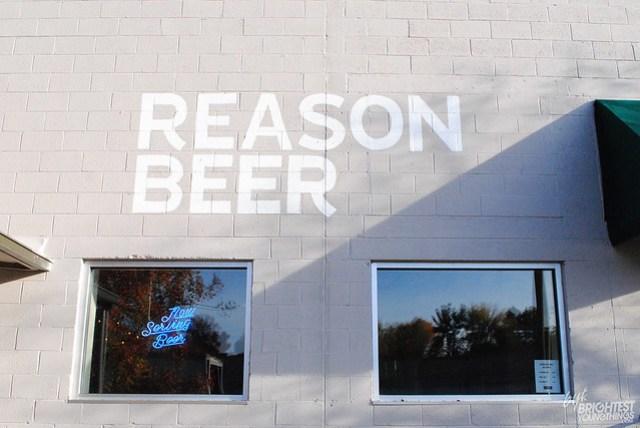 Reason Beer Charlottesville