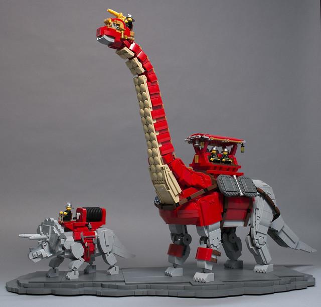 LEGO Dinotopia