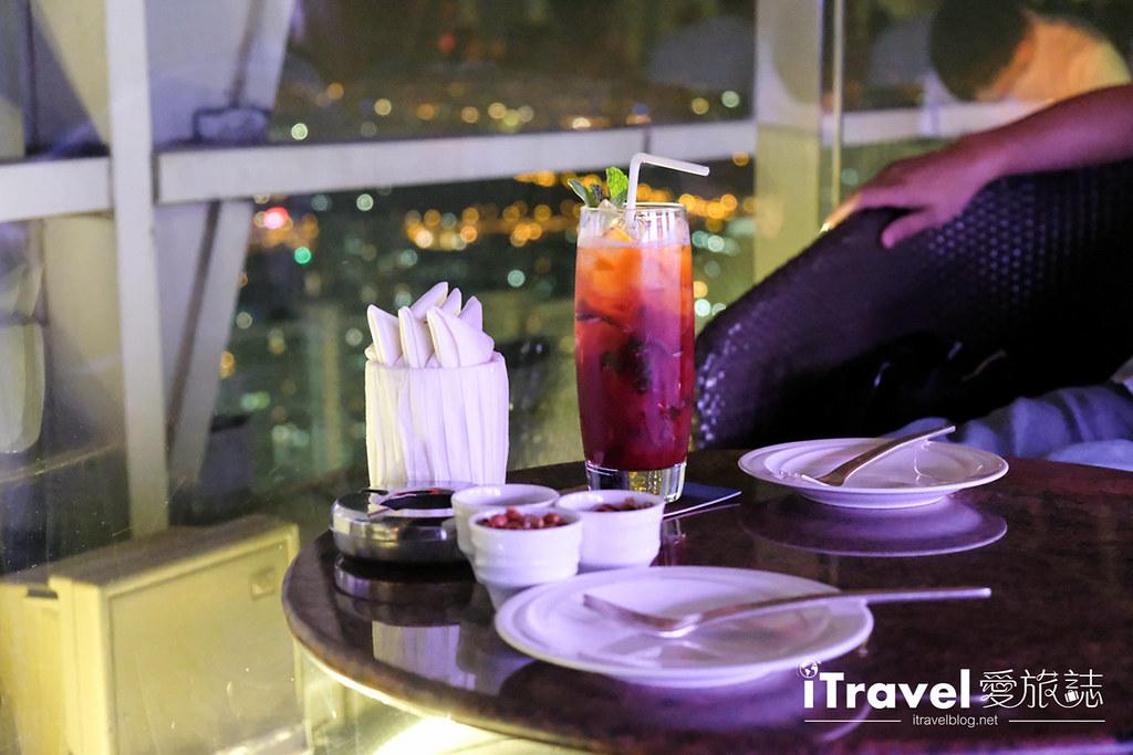 曼谷高空酒吧 Red Sky Bar (19)