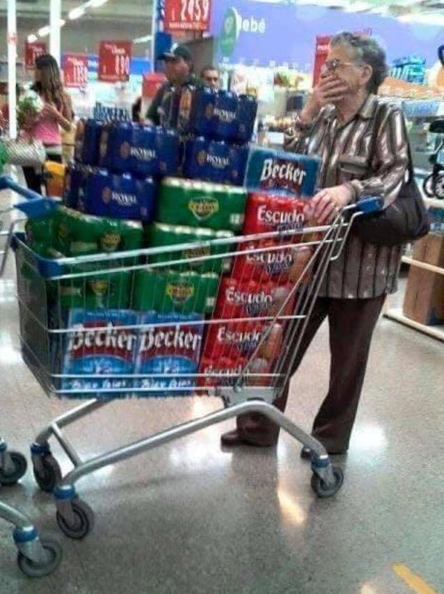 Viejita Cerveza
