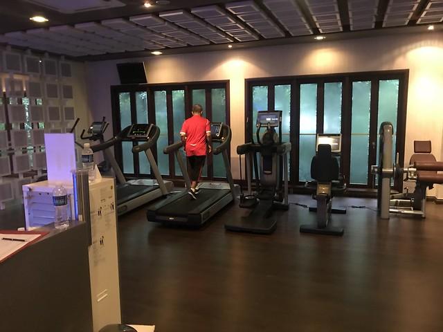 Gym @ Andaman Langkawi