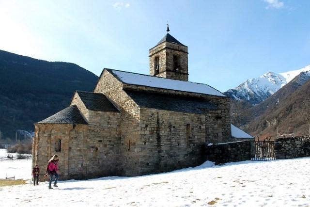 Románico de la Vall de Boí