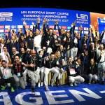 EuroSwim2017, Copenaghen, Chiusura col botto: Dotto, Orsi e Sabbioni d'oro