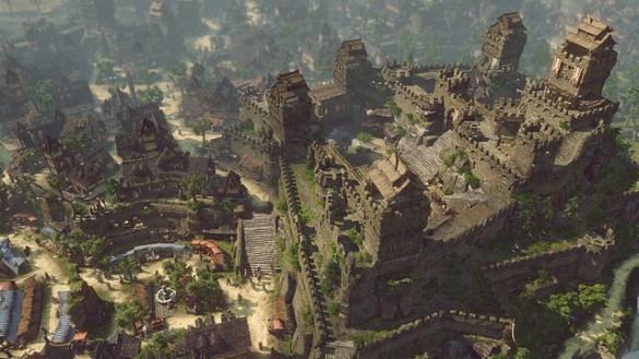 Spellforce 3 - Castle On The Ridge