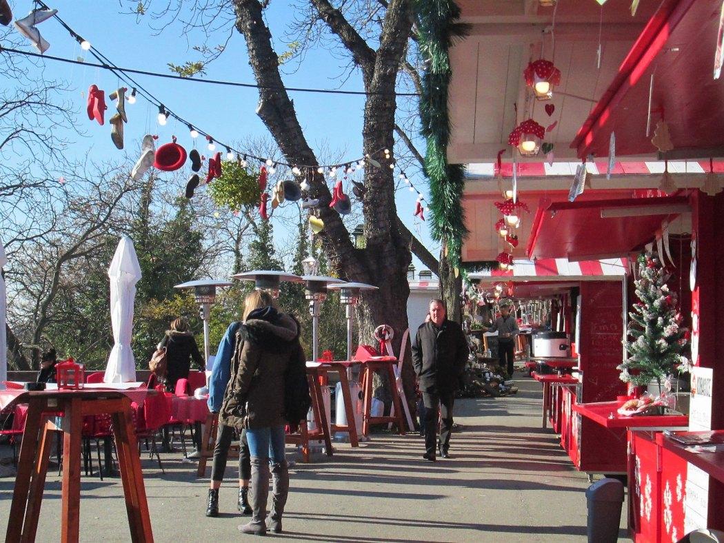 Zagreb Upper Town Advent