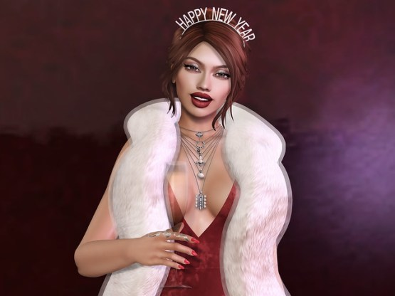 Happy 2018 Second Life Residents!