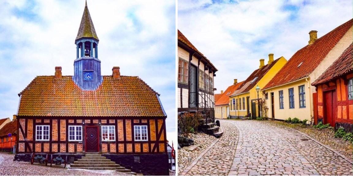 Reissuvuosi 2017: Ebeltoft, Tanska