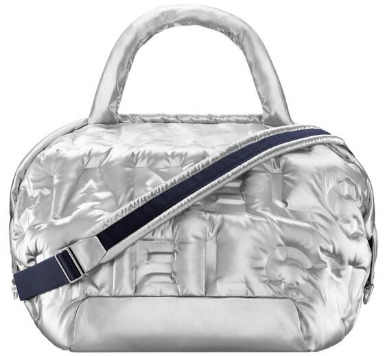Chanel-Silver-DoudouneBag