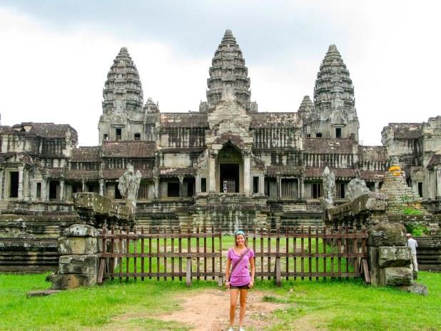 Trasera Angkor