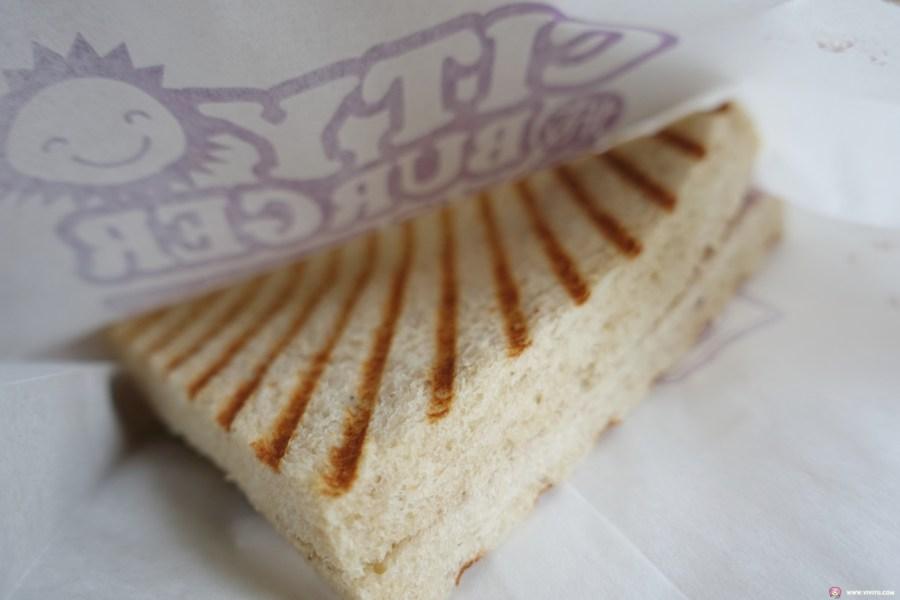 (關門大吉)[八德美食]城市漢堡~平價西式早午餐店.環境舒適餐點美味 @VIVIYU小世界
