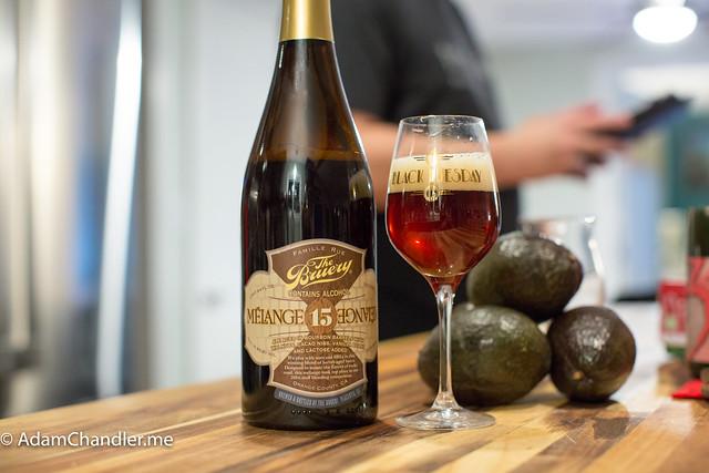 Beer Tasting, New Years Eve 20017 (12-31-2017)