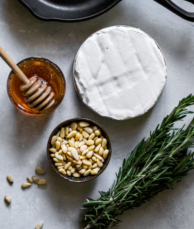 baked brie: easy, quick, and always a crowdpleaser