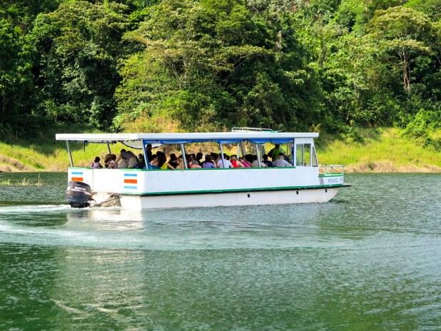 Jeep-Boat-Jeep en La Fortuna