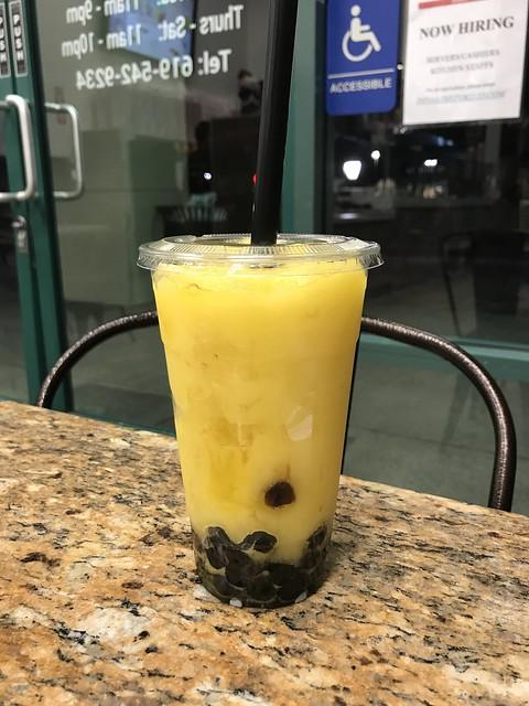 Mango Boba