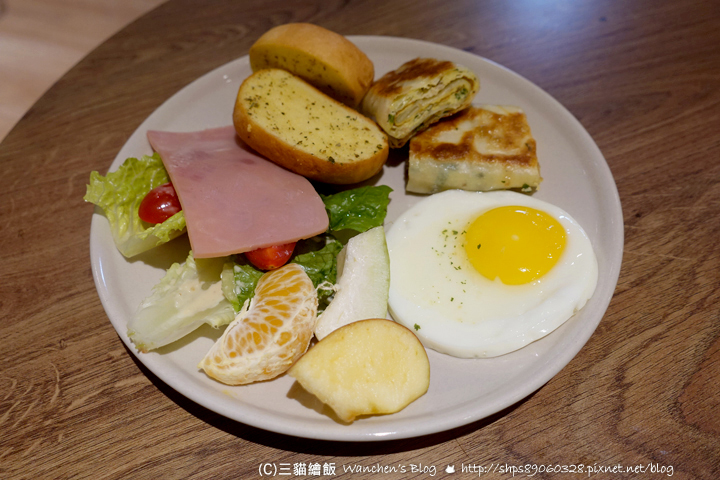 米尼旅店早餐