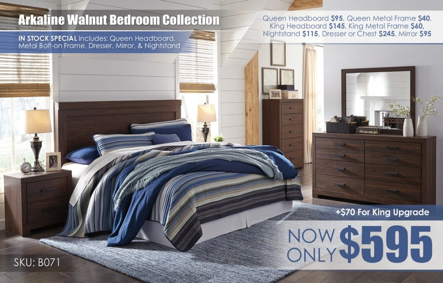 Arkaline Bedroom Special B071-31-36-46-58-92-Q333