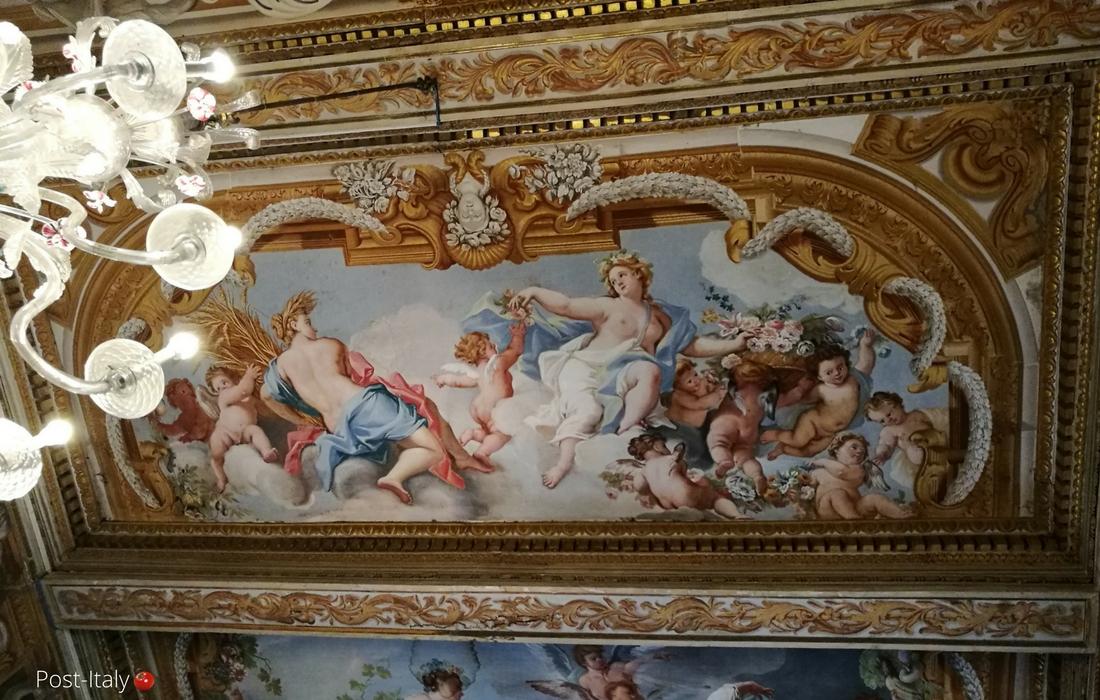 Galleria Spada em Roma