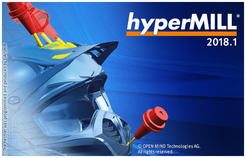 hyperMILL 2018.1 x64 full license forever