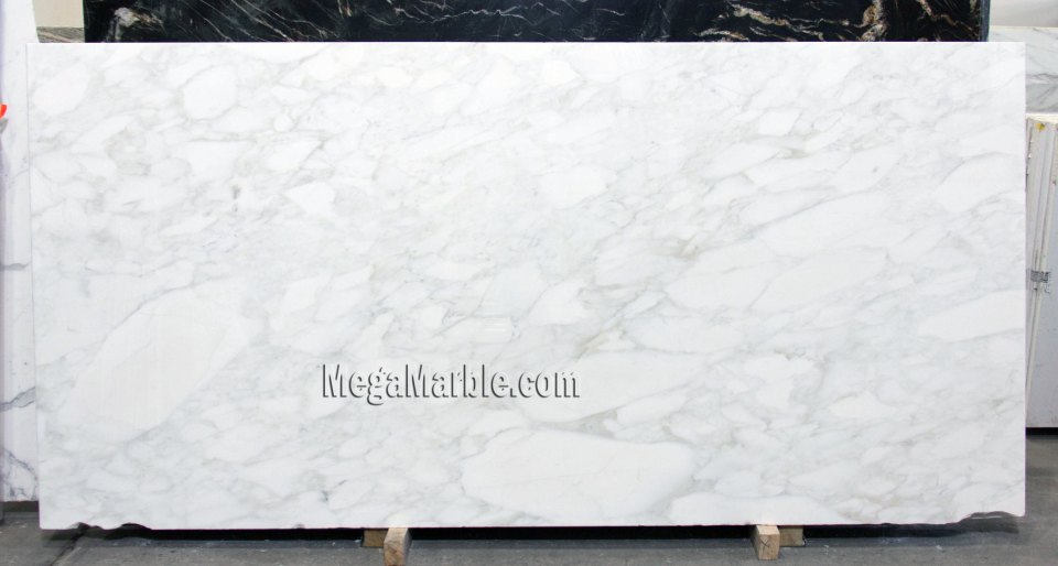 Calacatta Caldia 2cm Polished marble slabs for countertops