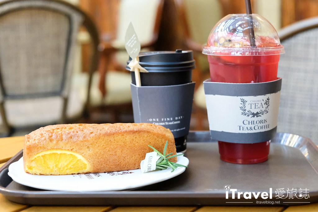 首尔美食餐厅 Chloris Tea & Coffee (26)