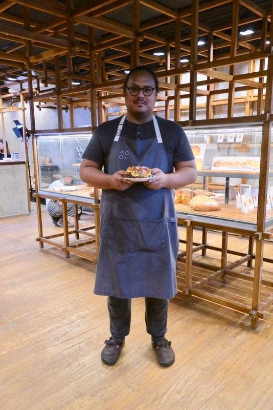 Chef Jordy Navarra