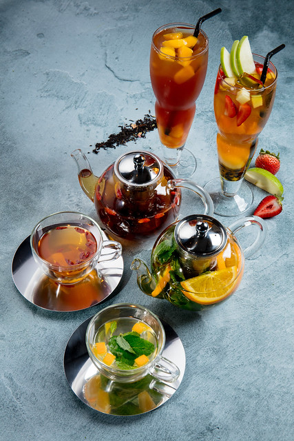 Tea infusions