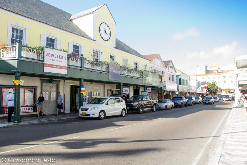 Bay Street, Nassau