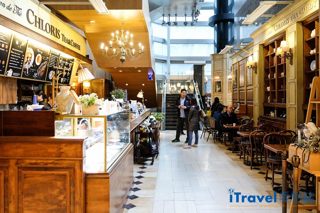 首尔美食餐厅 Chloris Tea & Coffee (1)