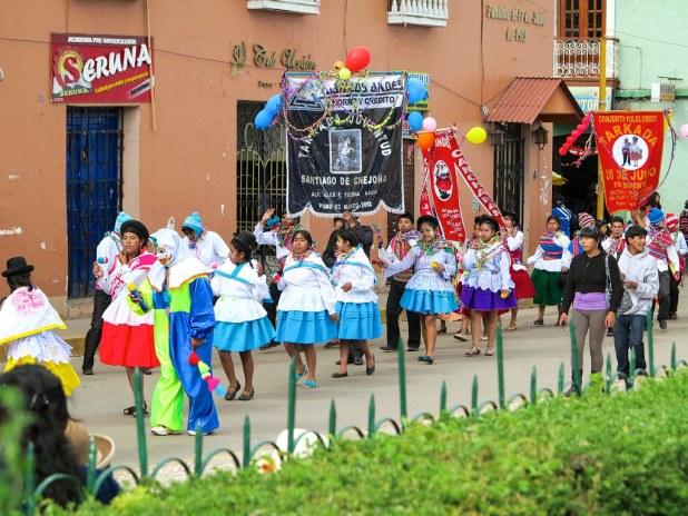 Carnavales de Puno