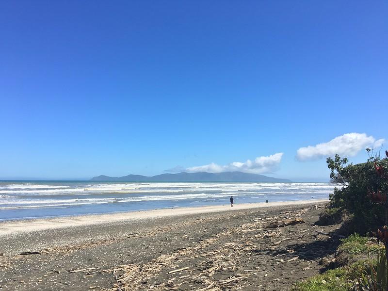 Queen Elizabeth Park, Kapiti Coast, New Zealand