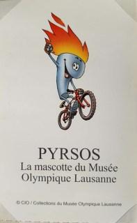 2000 - Lausanne, 6th olympic fair