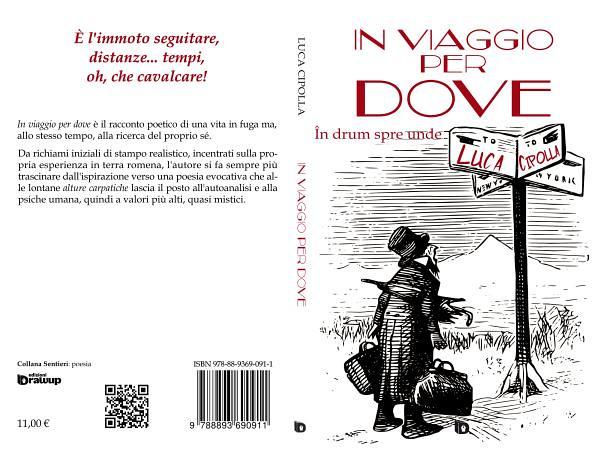 EDU - In viaggio per dove, Luca Cipolla - Veste grafica