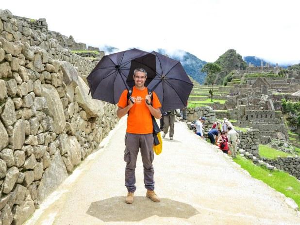 Machu Picchu por libre