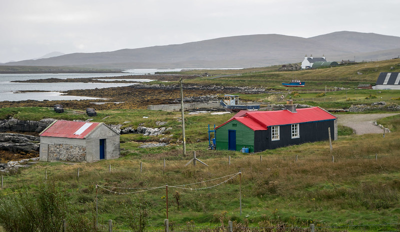 Scottish Travel Experiences - Isle of Berneray