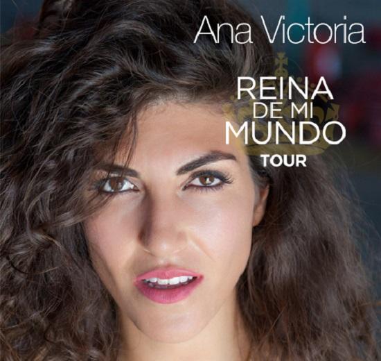 2018.02.17 ANA VICTORIA REINA DE MI MUNDO