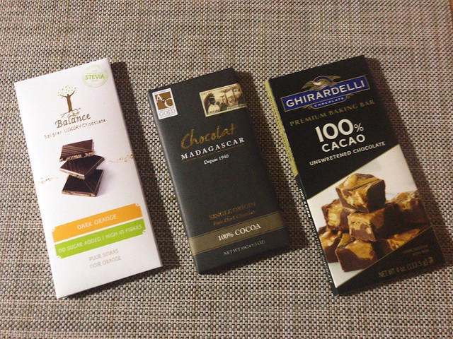 低糖質チョコ