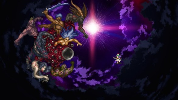 Romancing Saga 2 - Demon Eclipse