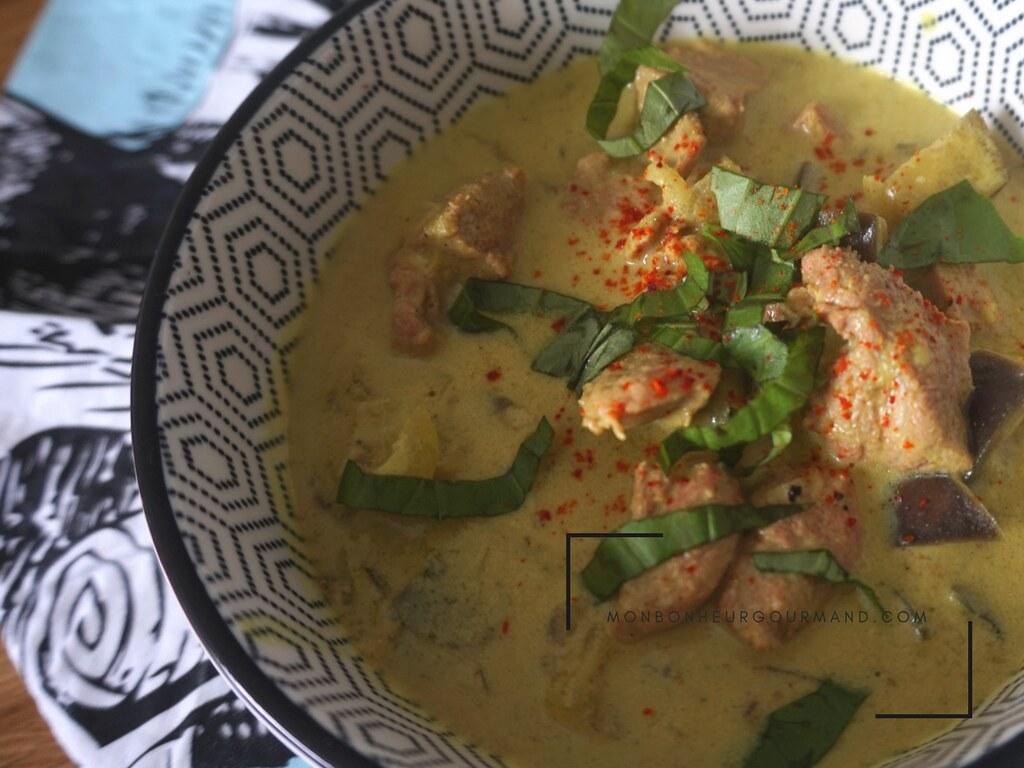 curry bowl de canard et aubergine thai au lait de coco1