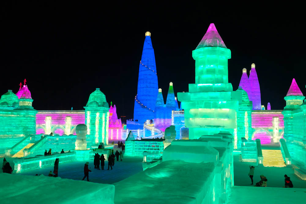 Harbin Ice Festival -15