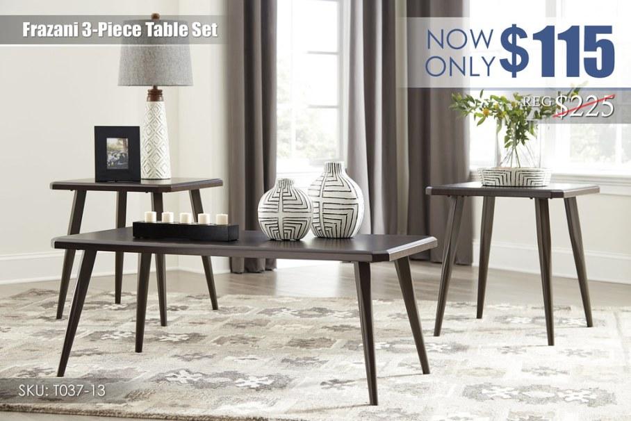 Frazani Table Set_T037-13