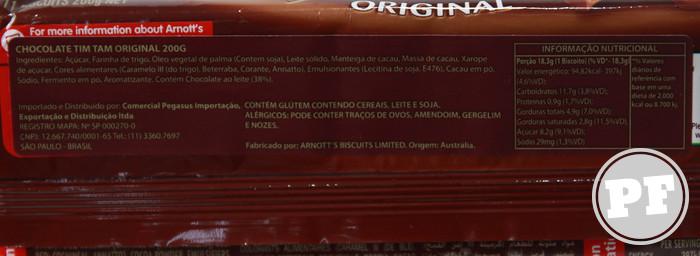 Tim Tam Original por PratoFundo.com