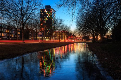 Arnhem IJssellaan @bluehour