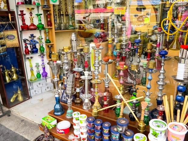 Paseo por Amman