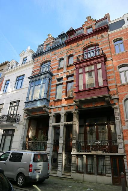 Opmerkelijke gevels in Oostende (5)