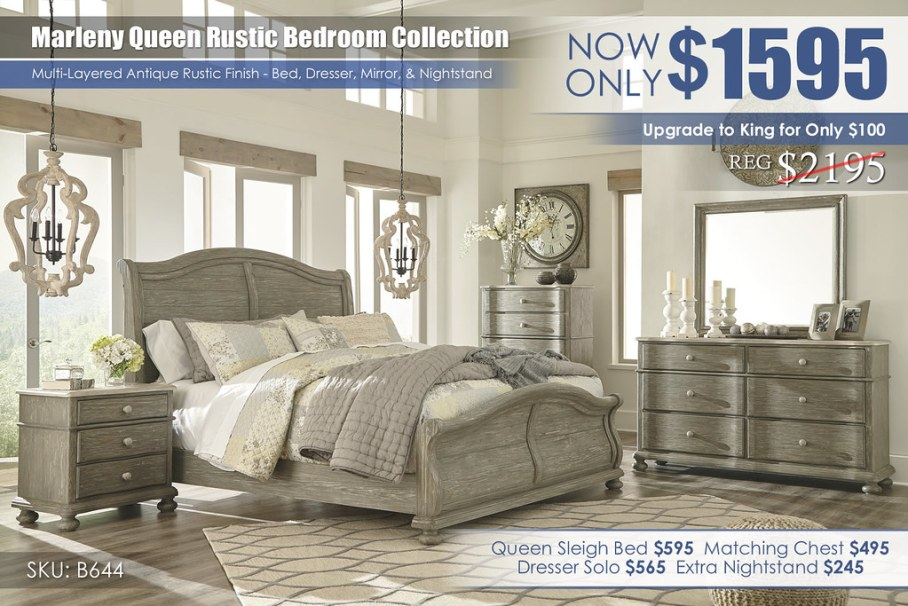 Marleny Bedroom Collection_B644-31-36-46-78-76-99-93