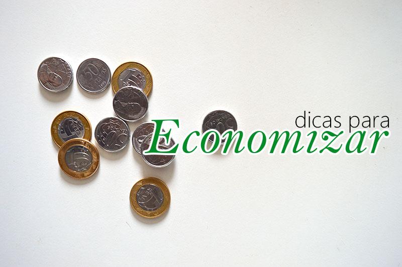 dicas pra economizar dinheiro