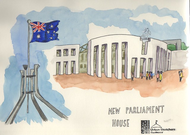 20180114 - New Parliament House
