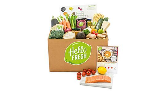 Hello Fresh Maaltijdbox