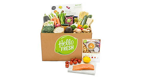 Hello Fresh Maaltijdbox